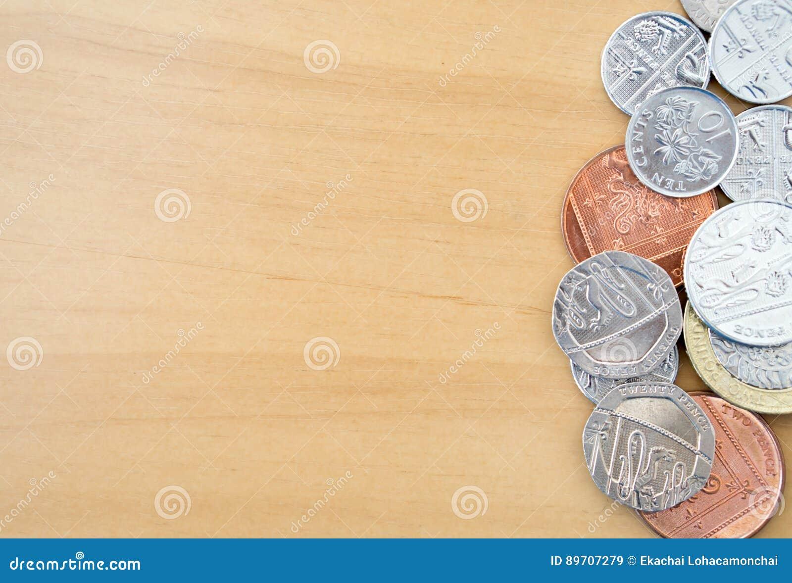 modern british coins