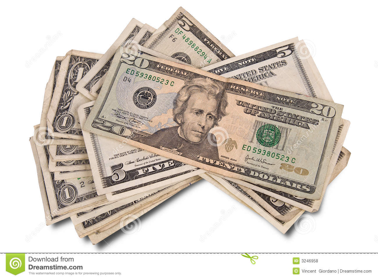 dollar stock photos pile of money stock photo image of white dollar stack 6842