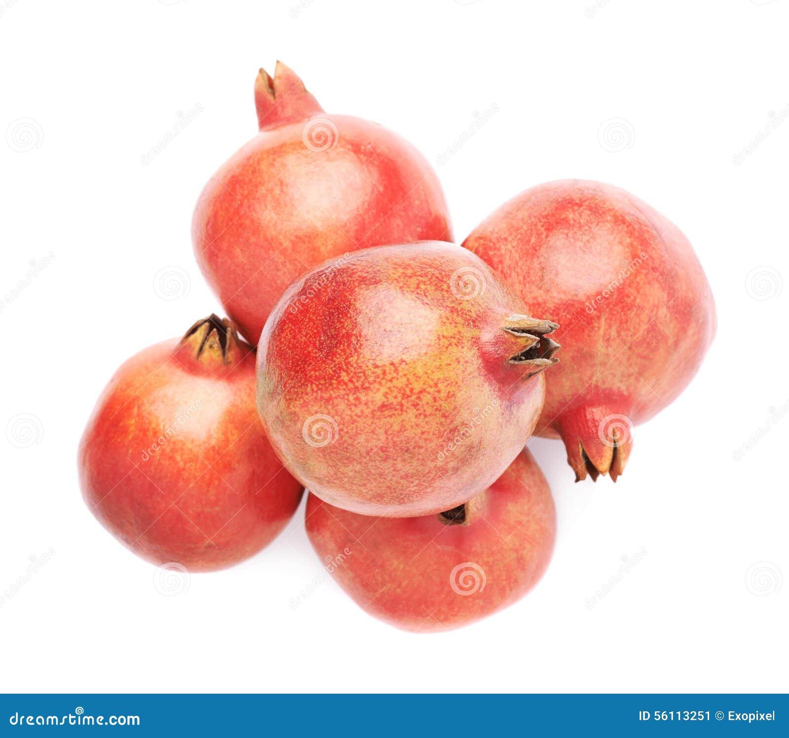 Pomegranate Glass Color