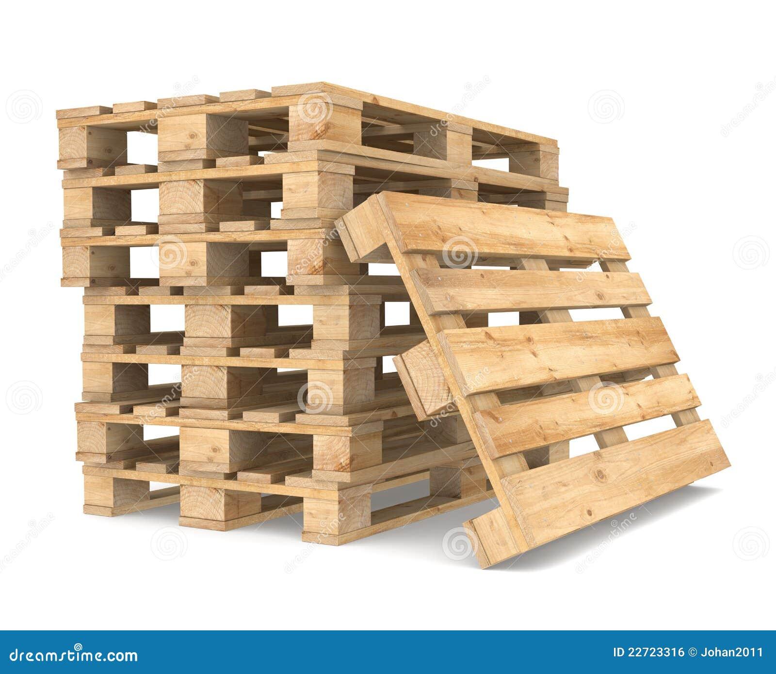 Pallets Wooden Pallets Stock Illustrations 393 Wooden Pallets Stock