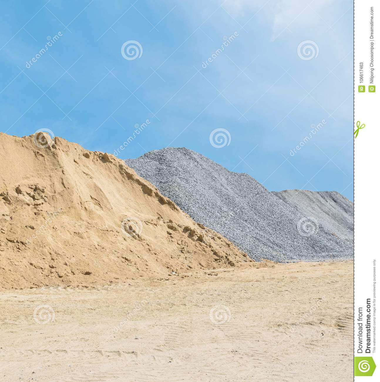 What sand is needed for construction work 85