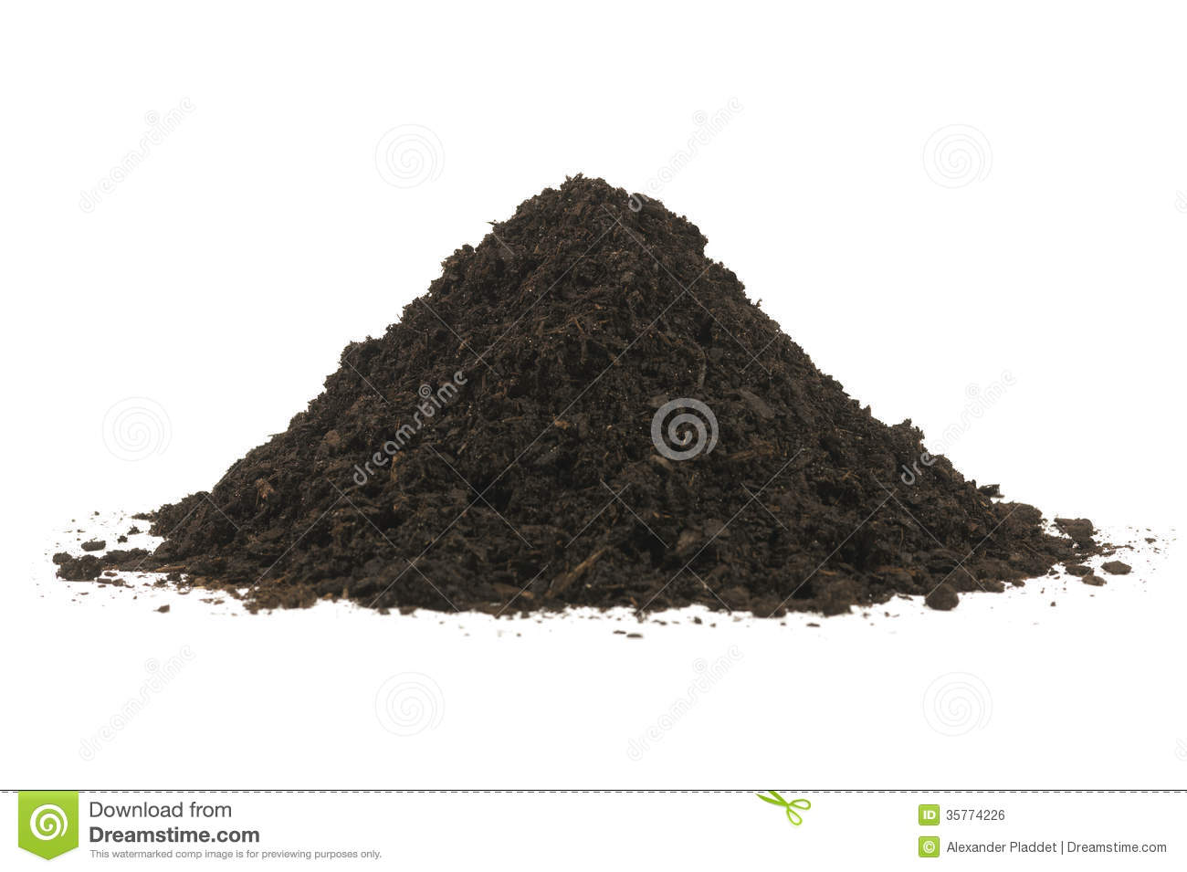 Pile of soil humus royalty free stock image image 35774226 for Earth or soil