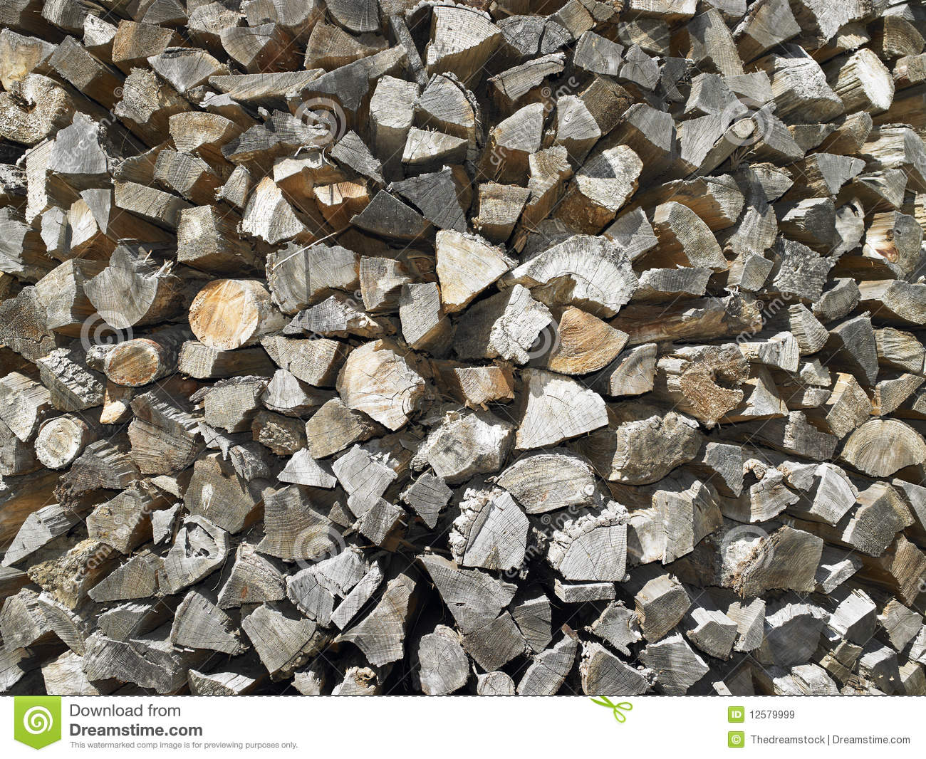 Pile Of Wood Royalty Free Stock Images Image 12579999