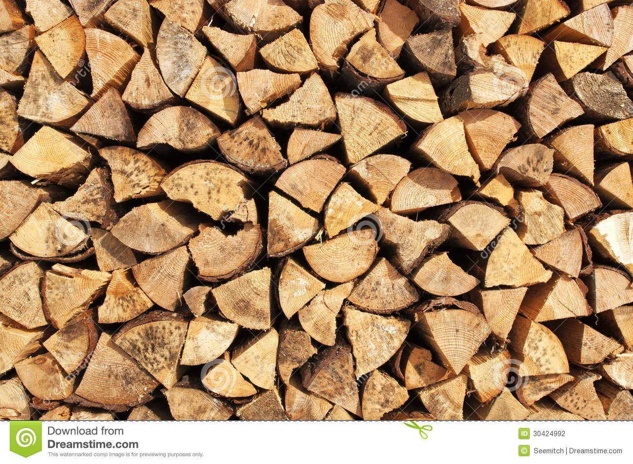pile of wood logs stock photography image 30424992