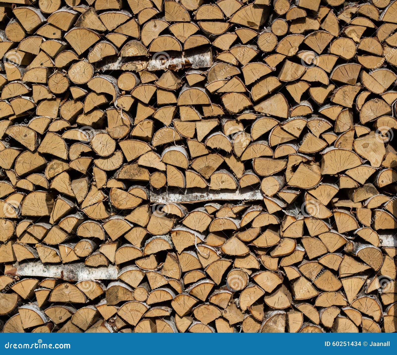 Pile Of Wood Stock Photo Image 60251434