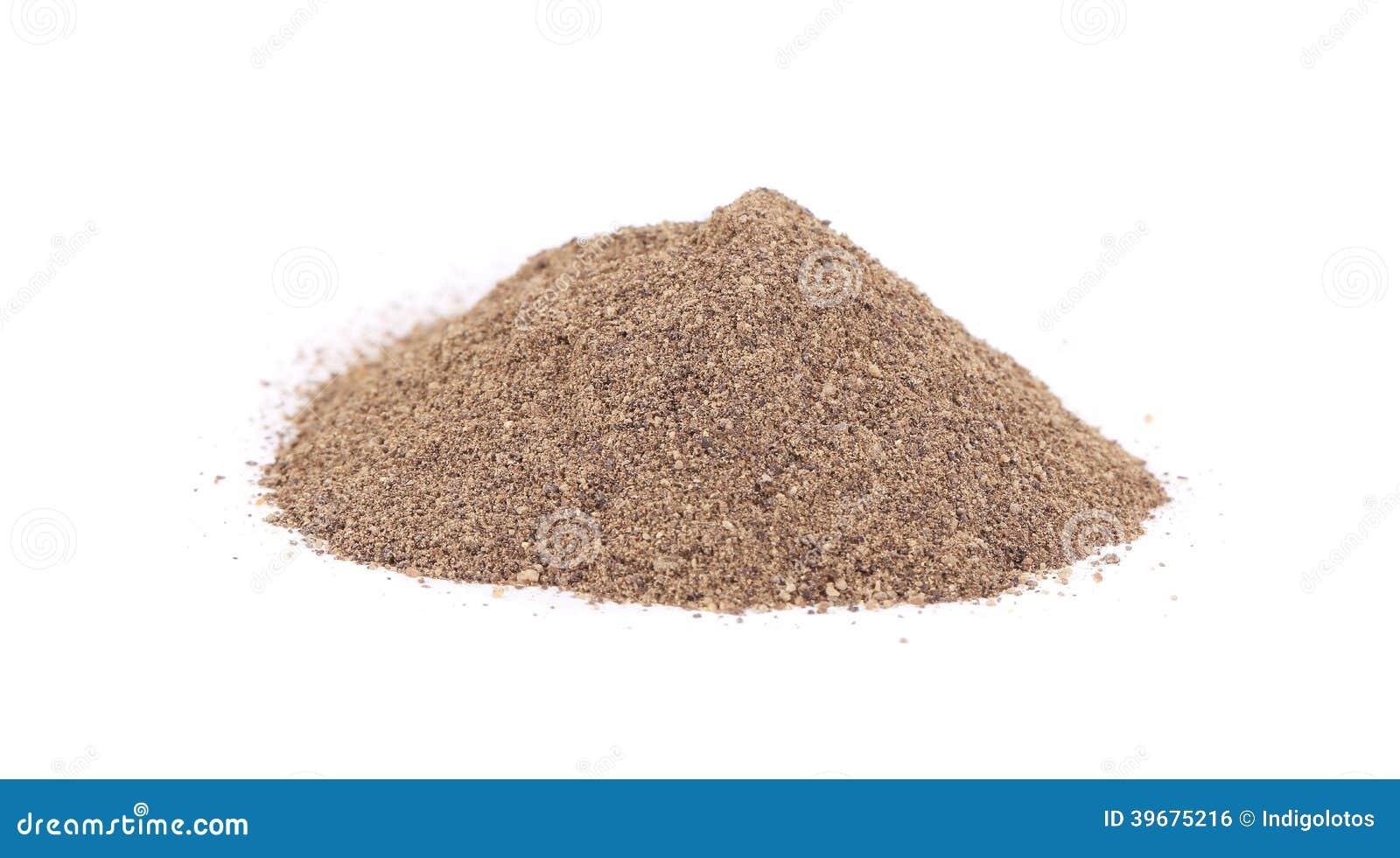 Pilea pile of ground pepper