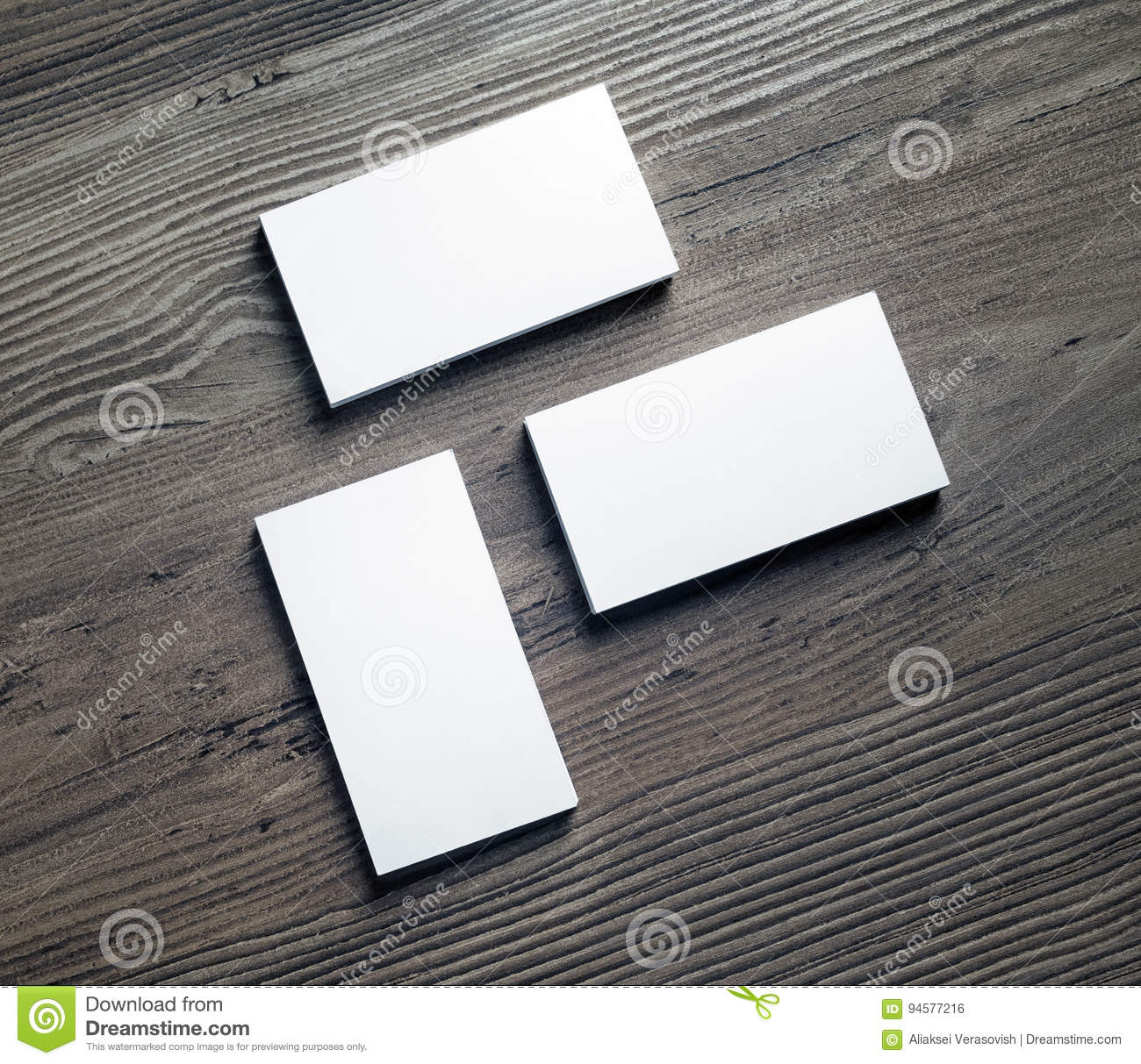 piles of business cards stock photo image of company 94577216