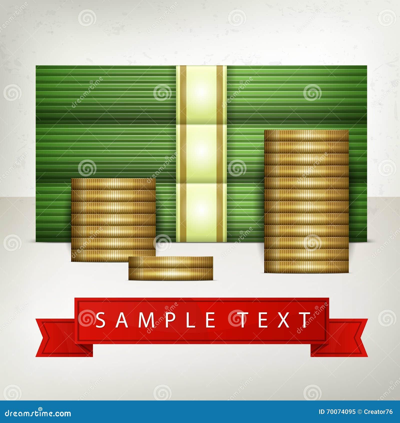piles d 39 argent et de pi ces de monnaie illustration de vecteur image 70074095. Black Bedroom Furniture Sets. Home Design Ideas