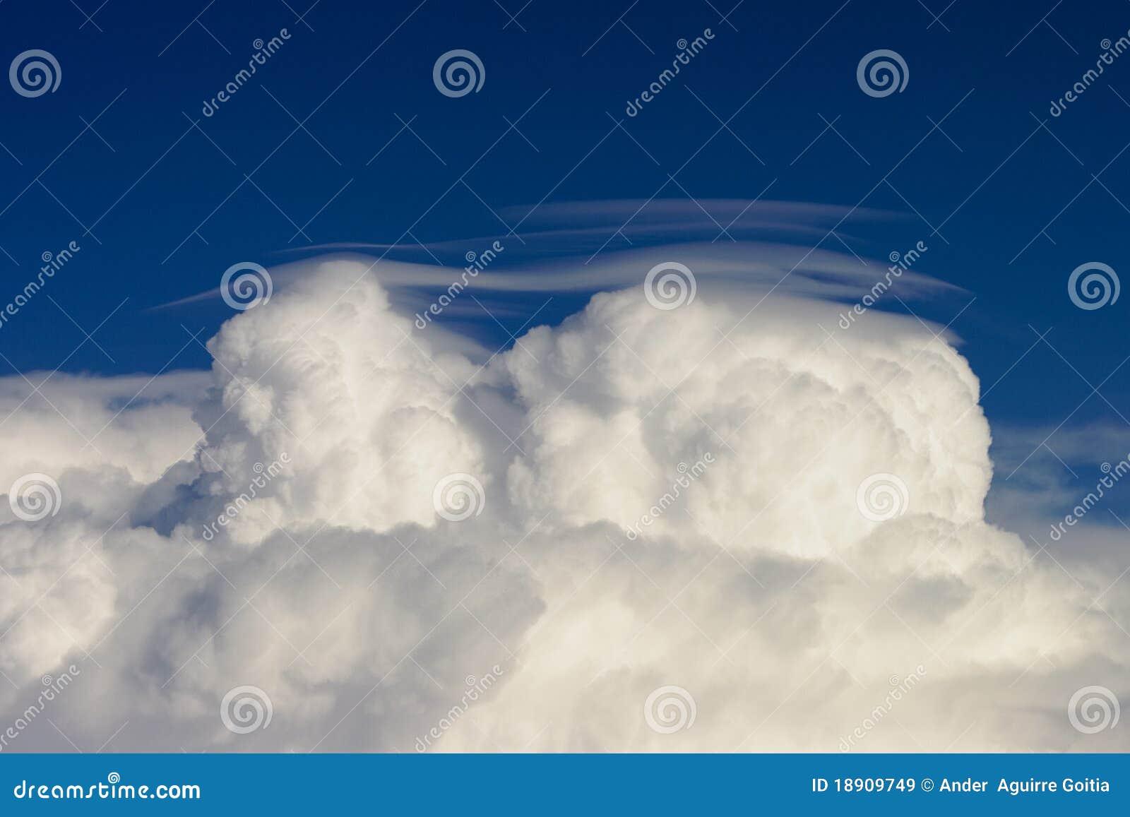 Pileus de cumulus