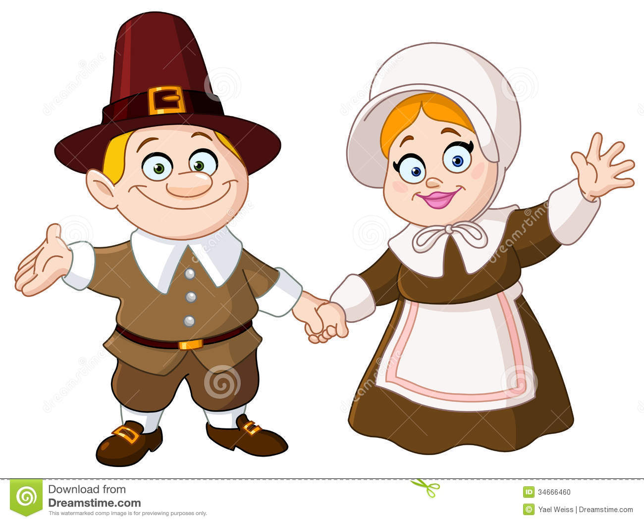 pilgrim couple stock photo image 34666460 clip art of thanksgiving turkey and football happy clip art of thanksgiving turkey dinner