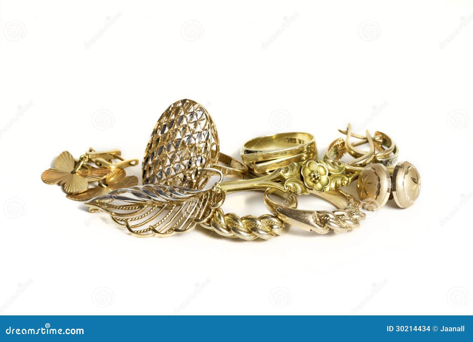 Jóia do ouro