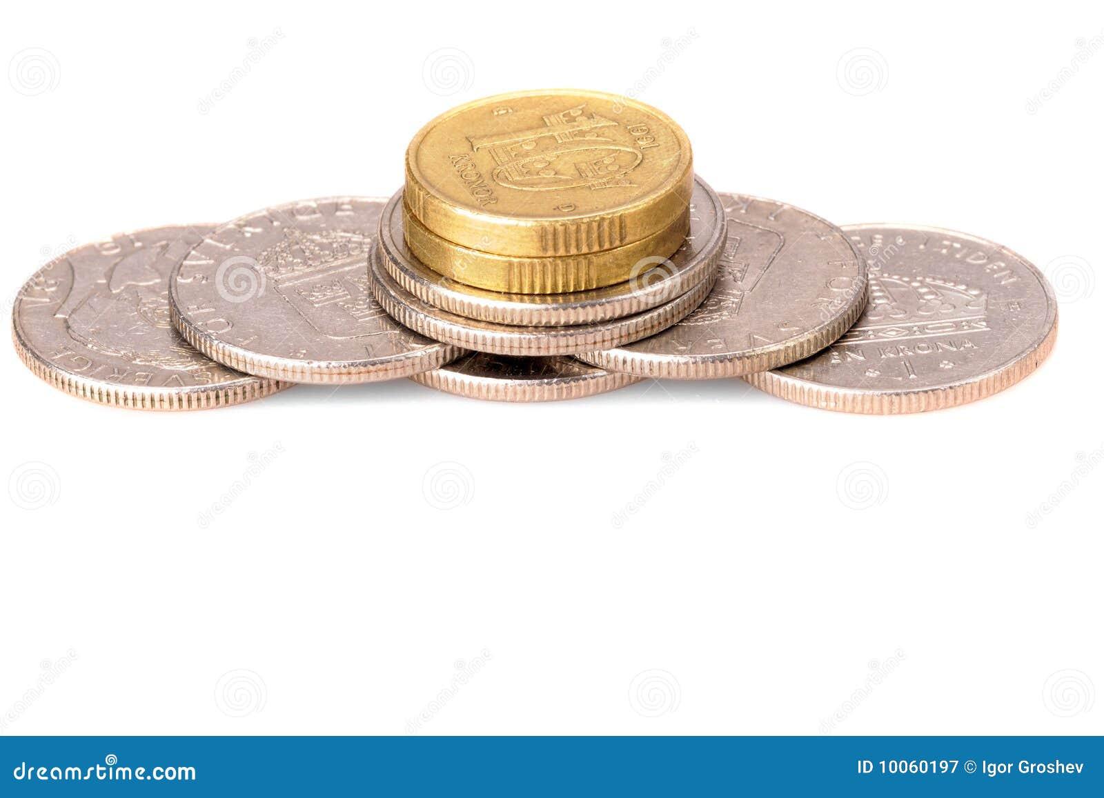 Pilha da moeda