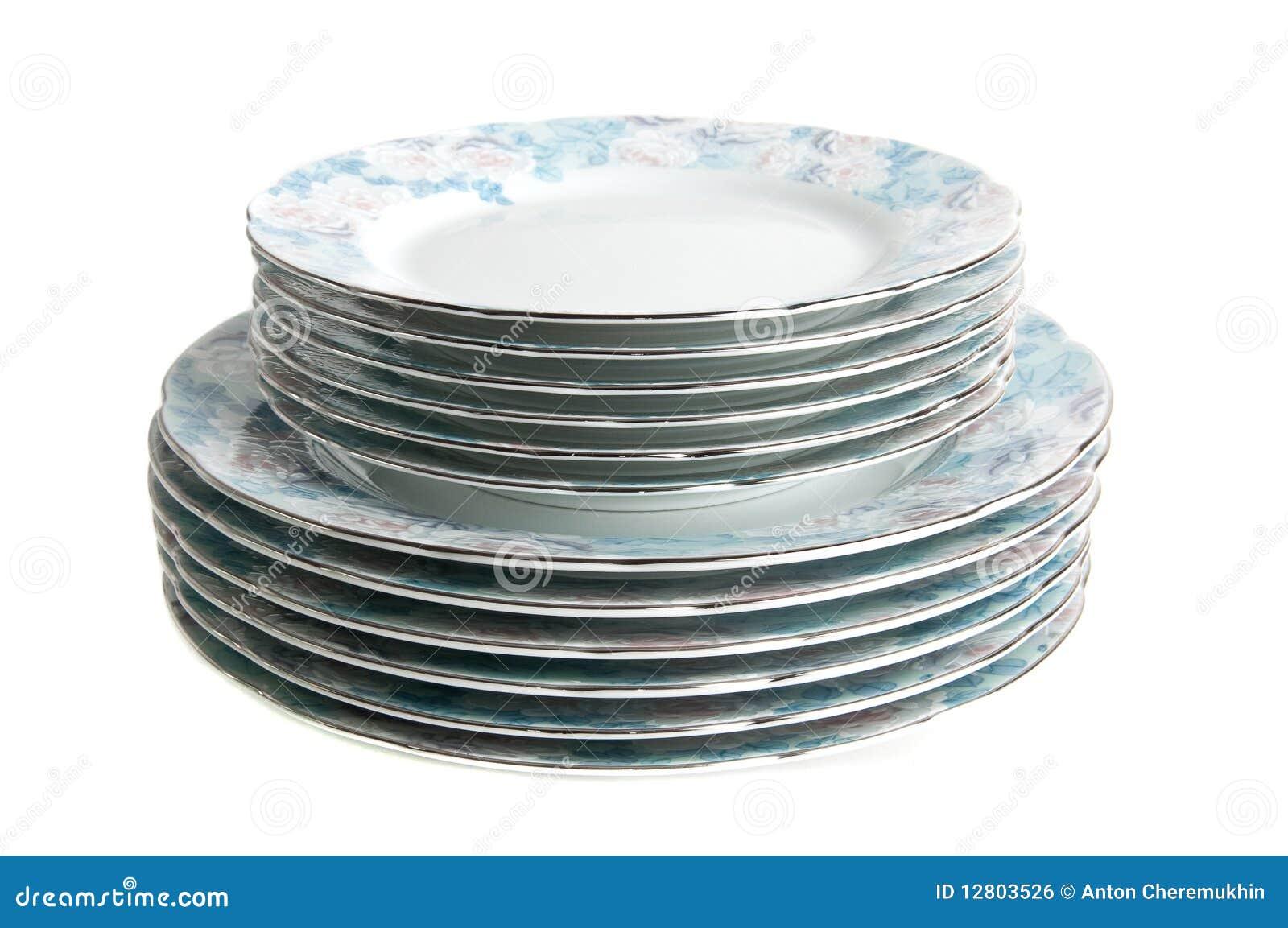 Pilha de placas