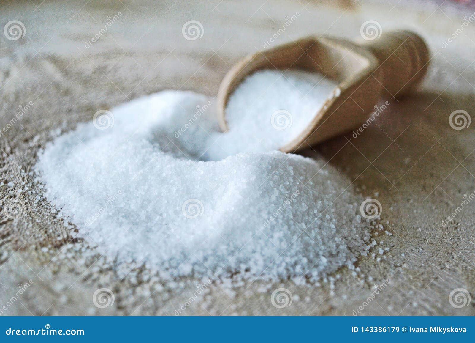 Pilha do sal