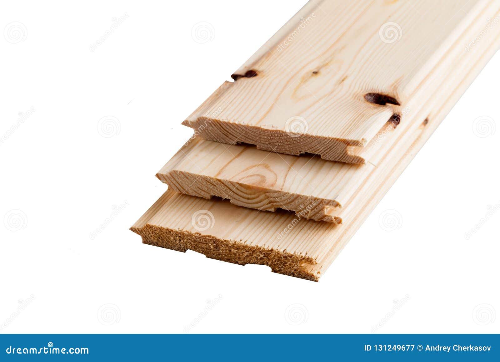 Pilha dobrada placa do pinho carpentry As placas de madeira dobraram-se em se