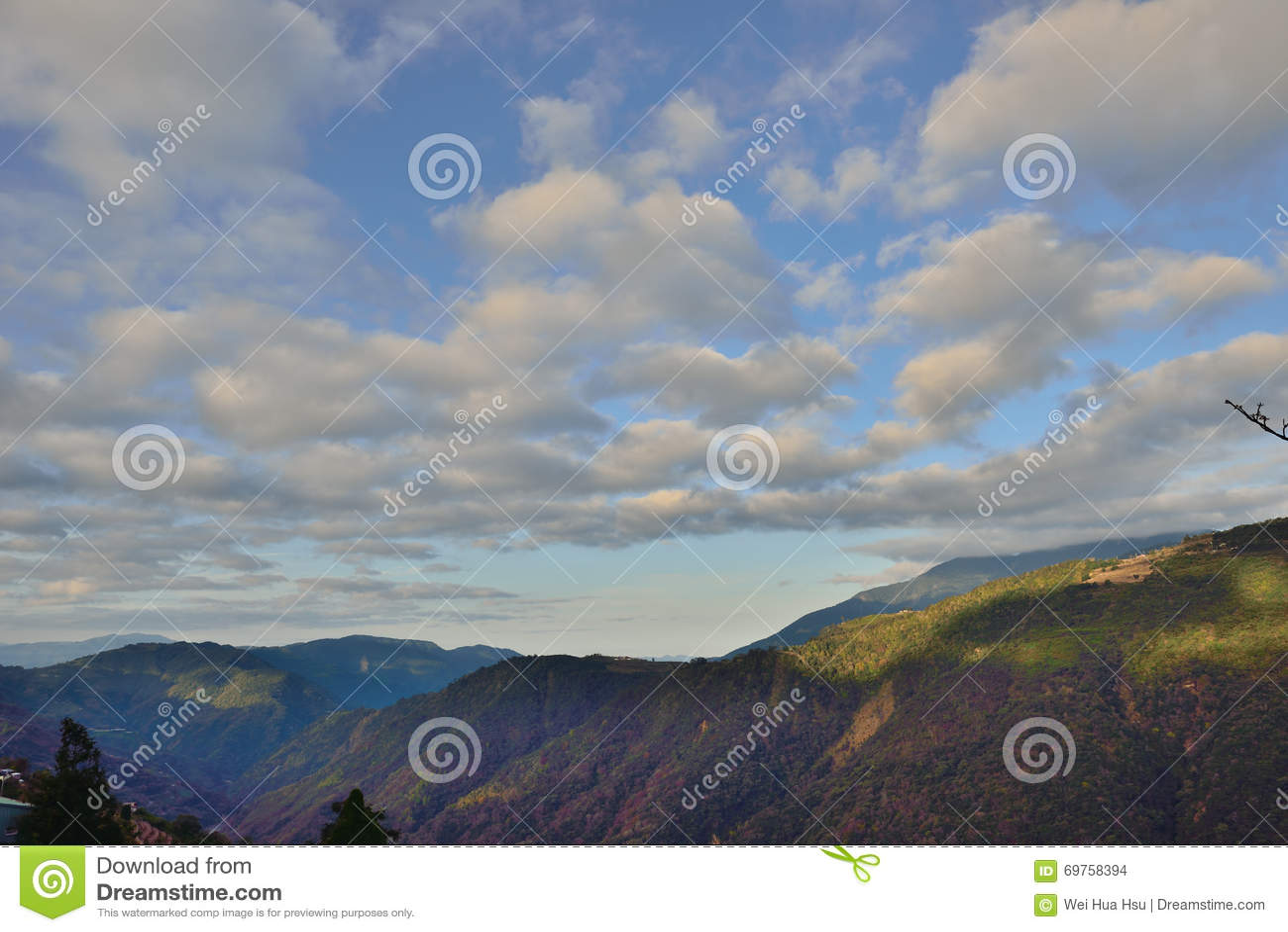 Piliśmy w pięknie krajobraz Piękna sceneria zyskiwał miejsce zupełnie reputacja