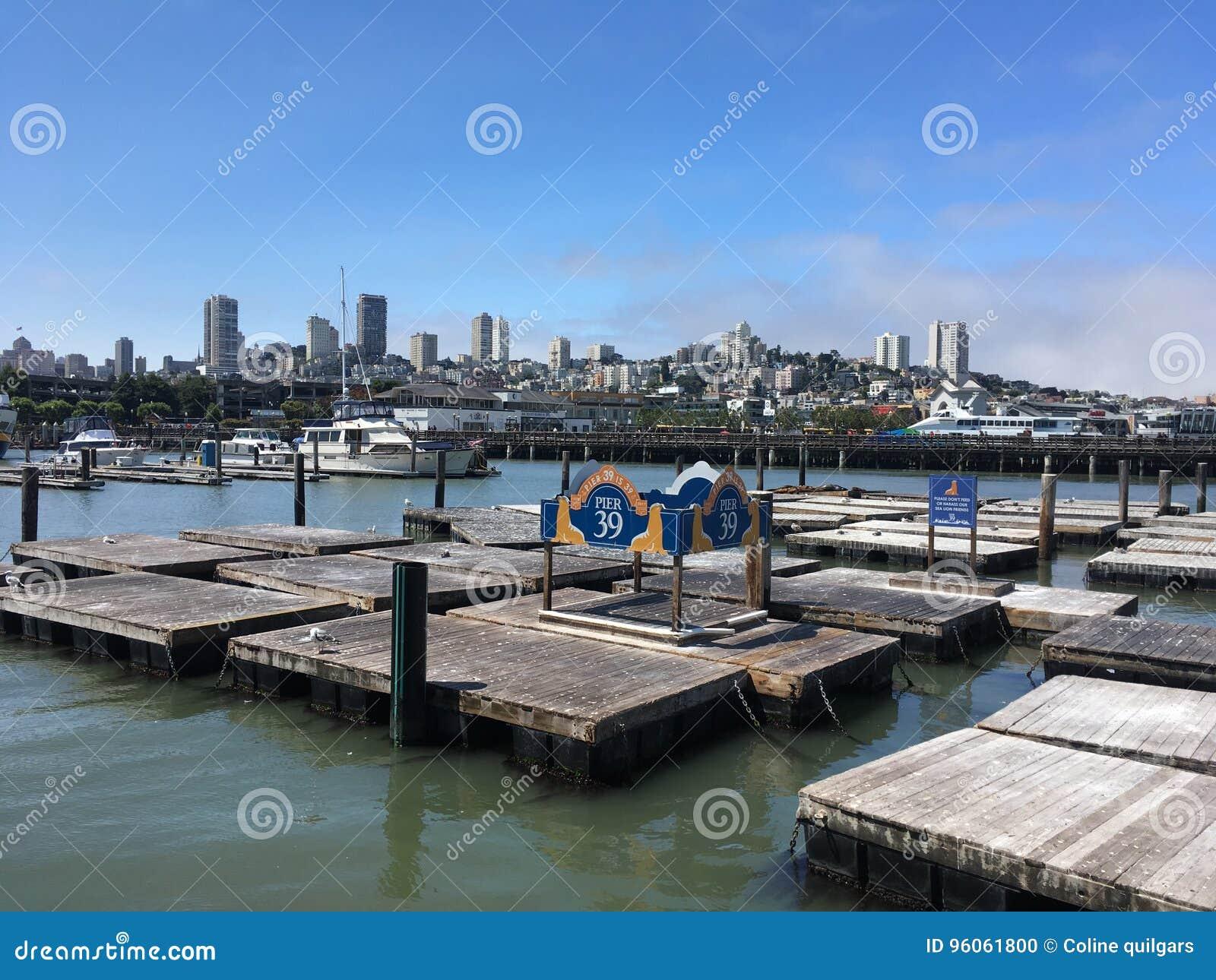 Pilier 39 de San Francisco