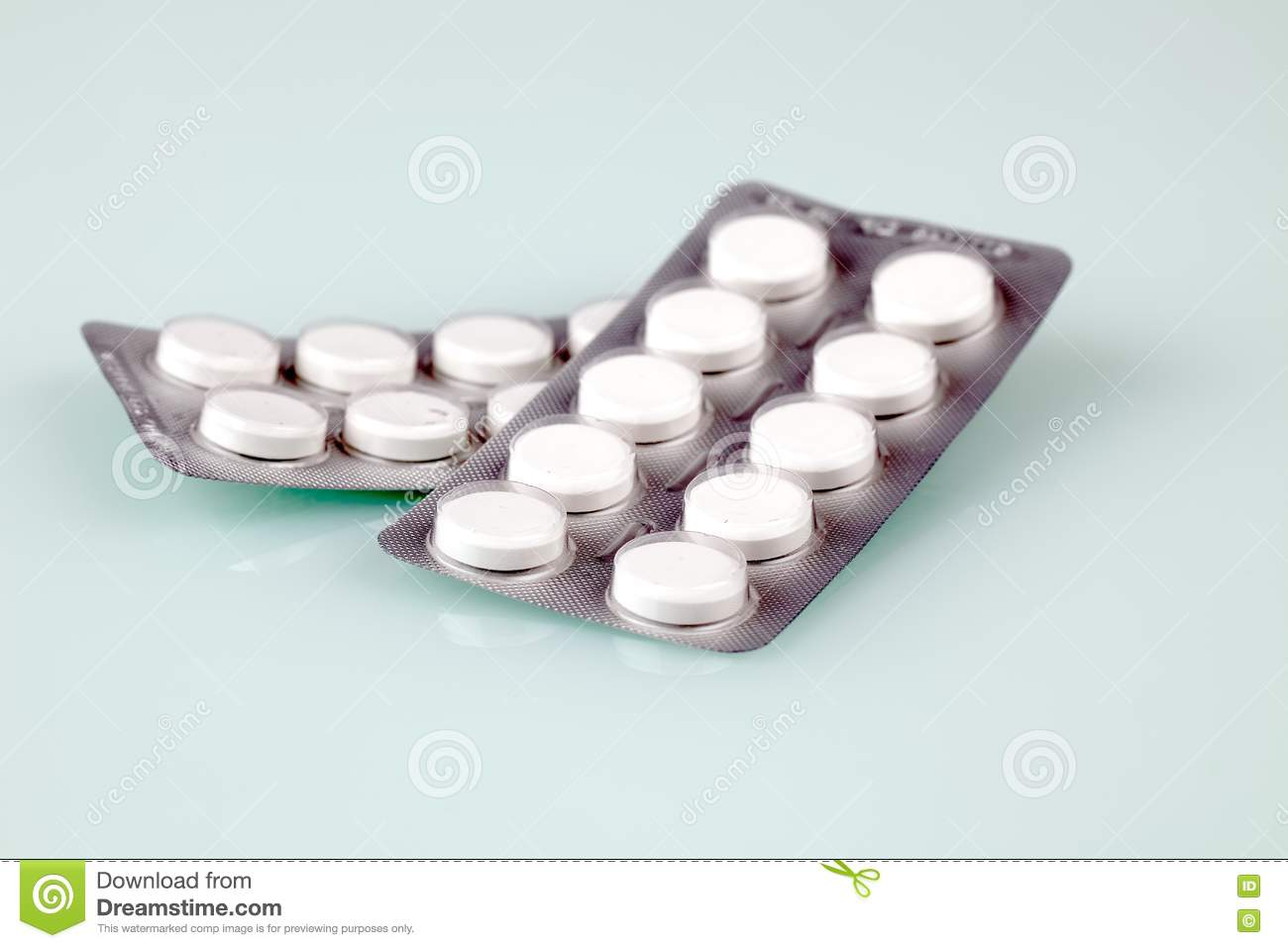 pill pack stock images