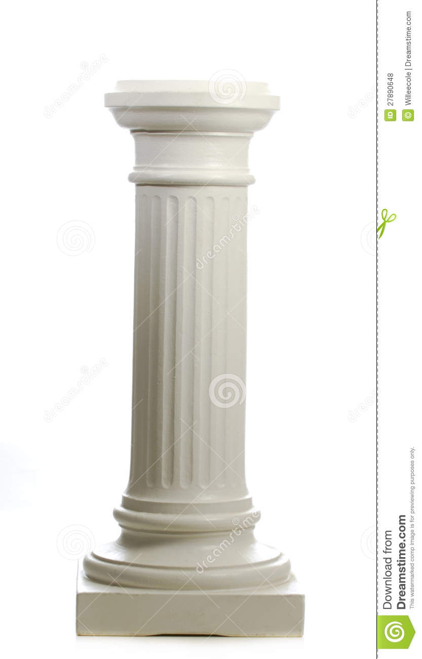 Pillar Royalty Free Stock Photos Image 27890648