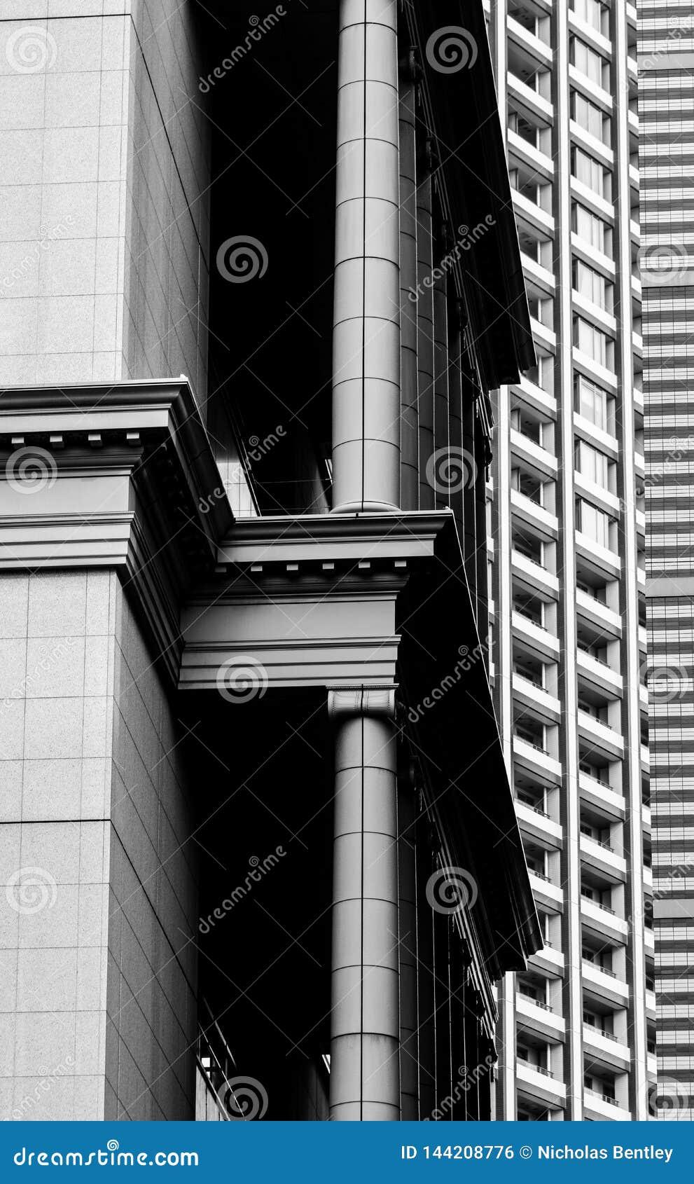 Tokyo City Pillar Details
