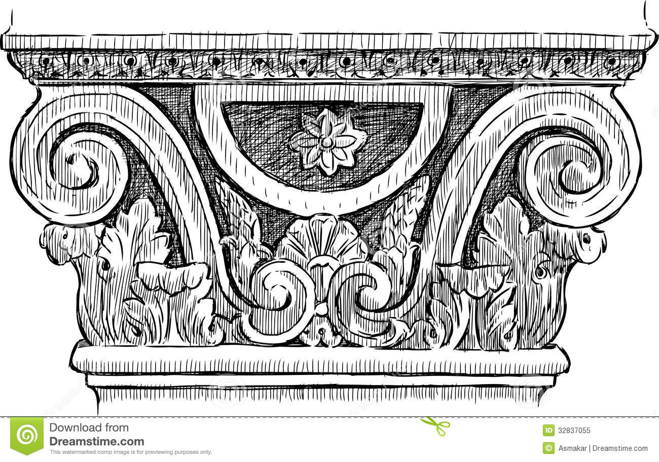 Greek Architecture Drawing contemporary roman architecture drawing images r to design inspiration