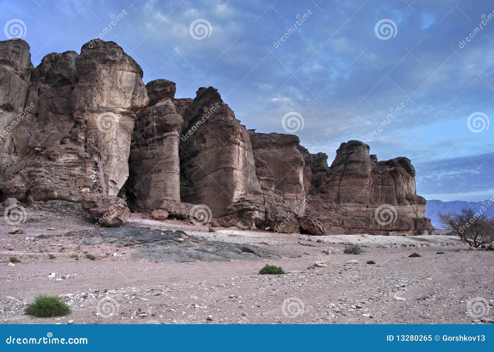 Pillars of Solomon