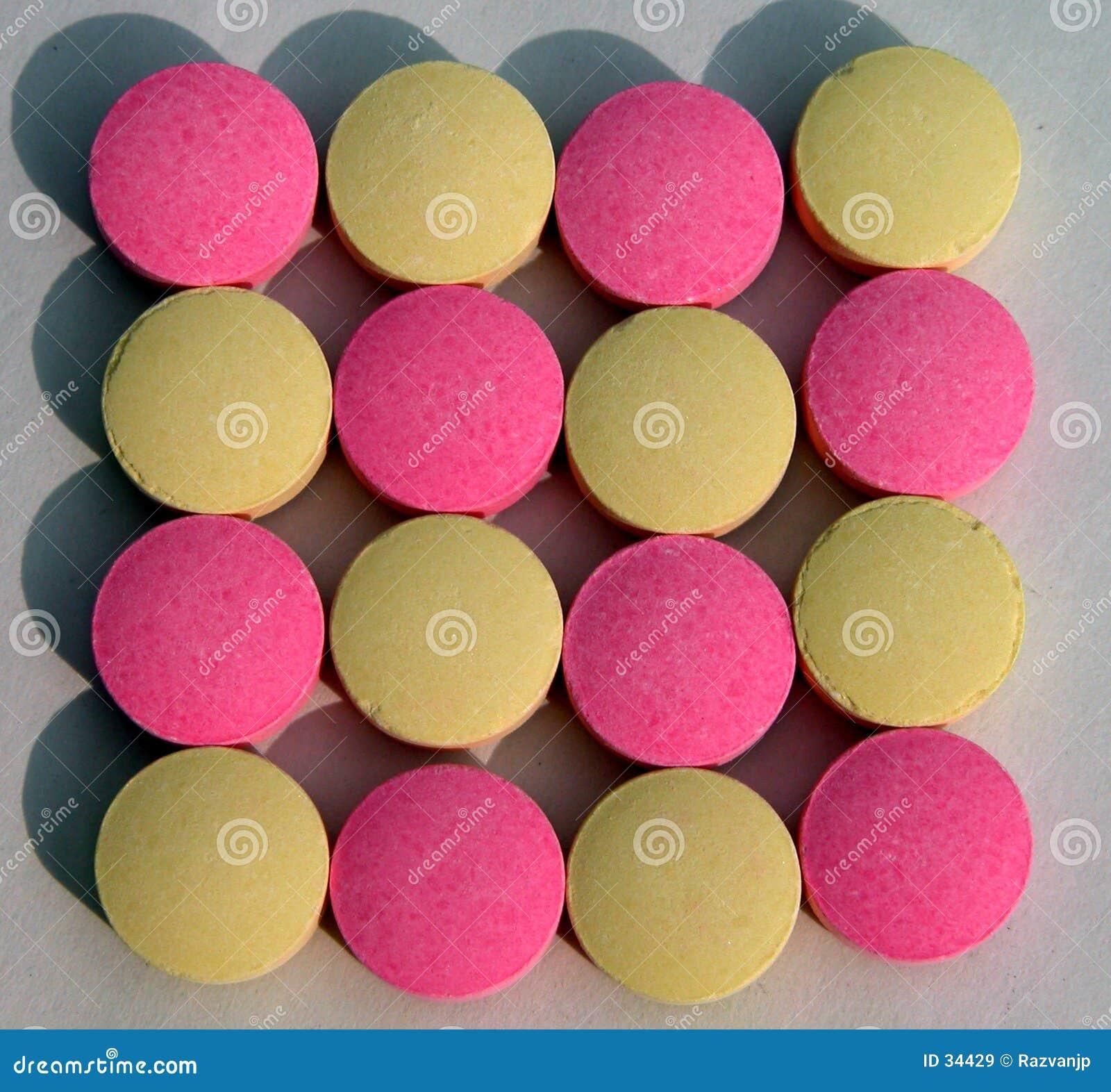 Pillebeschaffenheit