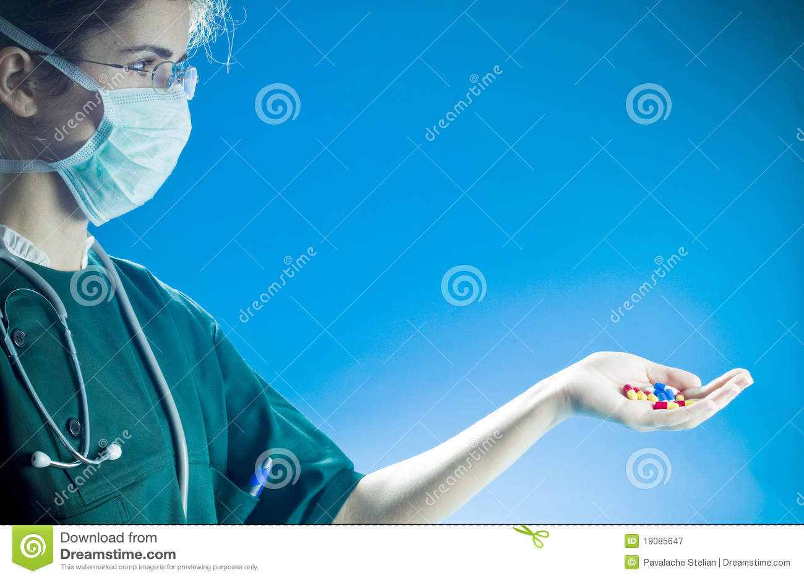 Pillole d offerta dell erba medica