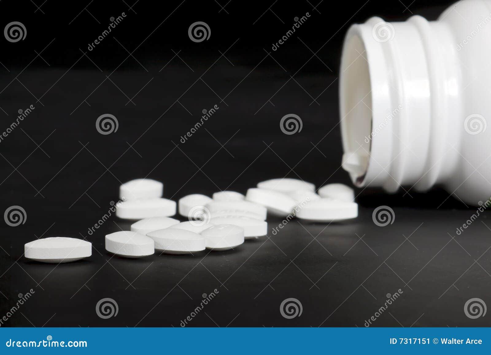 Pillole del farmaco