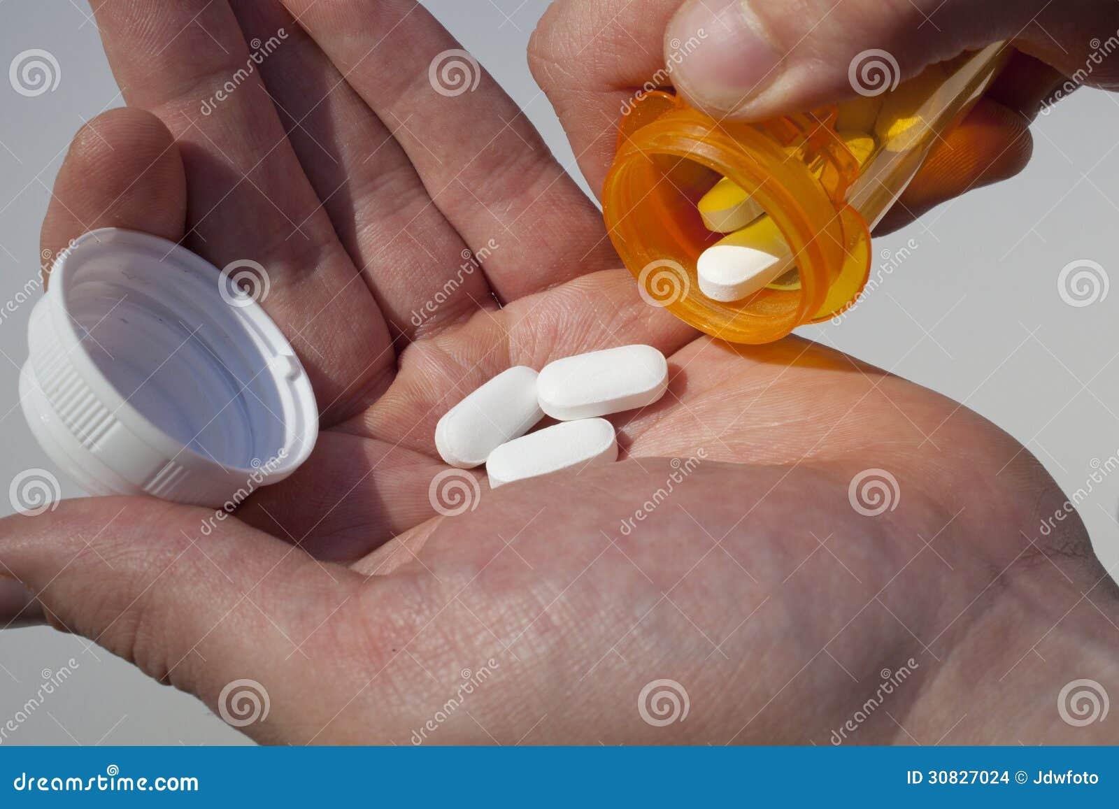 Pillole di prescrizione