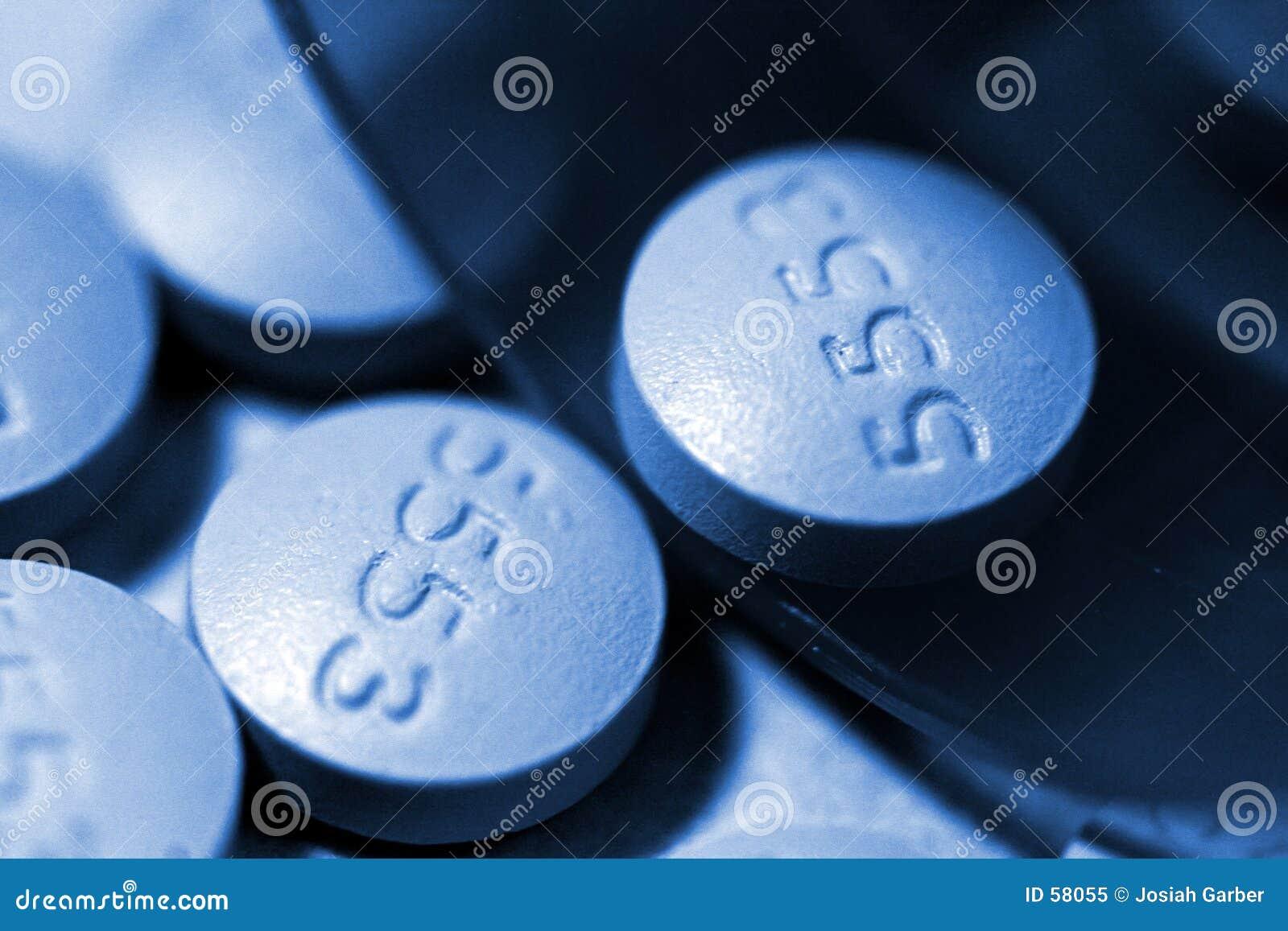 Pillole e contenitore