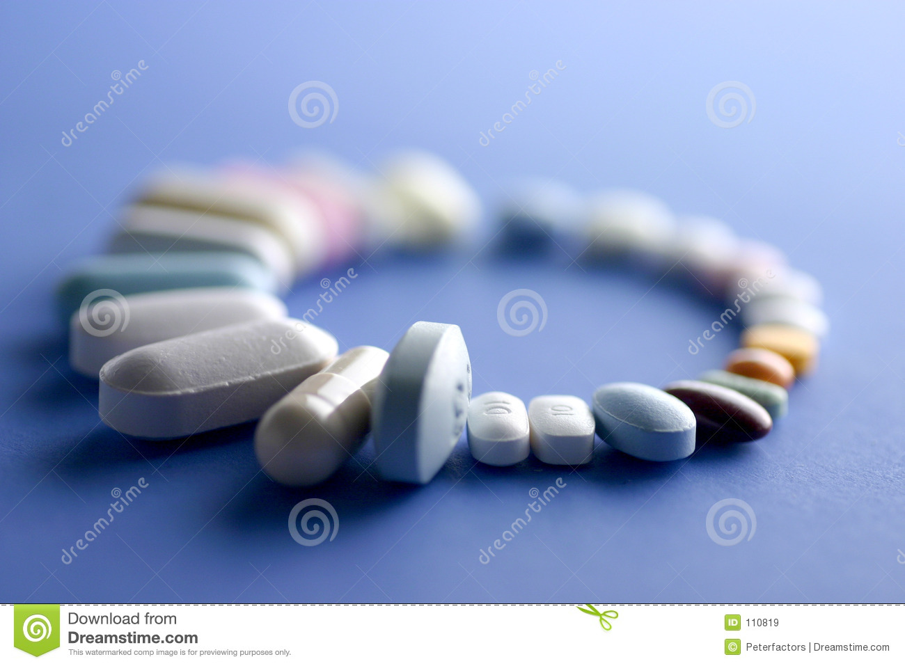 Download Pills stock image. Image of doctor, medical, addictions - 110819