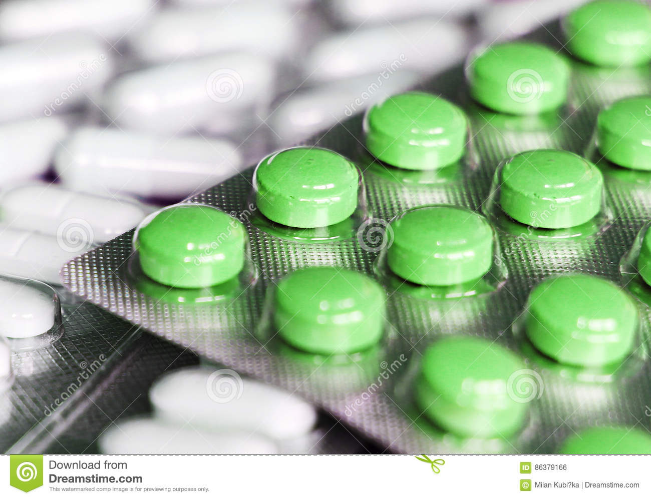 Z Antidepressant Pills And Anoth...