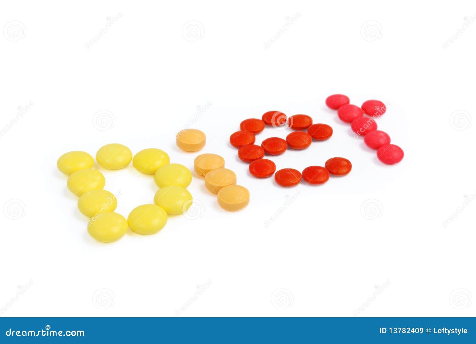 Pills diet