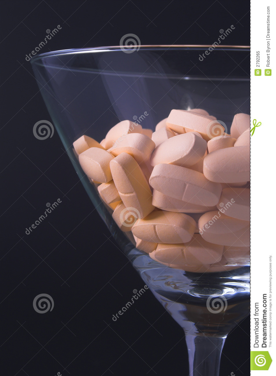 Pills or drugs in glass royalty free stock photo image for Drugs in space