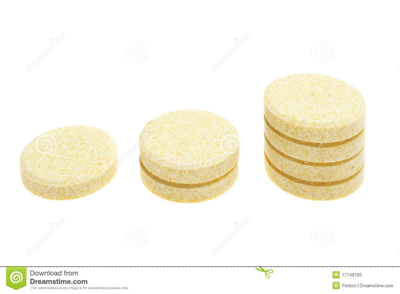 pills on white background stock photos image 17148183