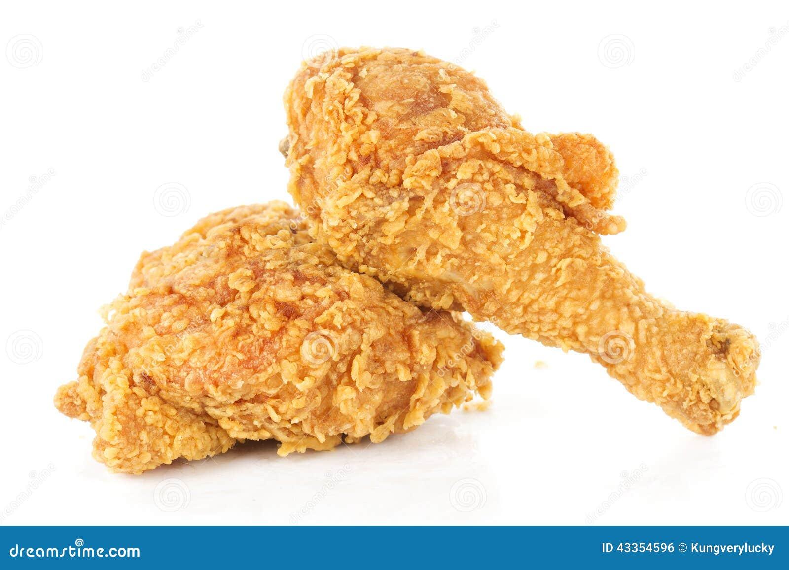 pilon et hanche de poulet frit photo stock image 43354596. Black Bedroom Furniture Sets. Home Design Ideas