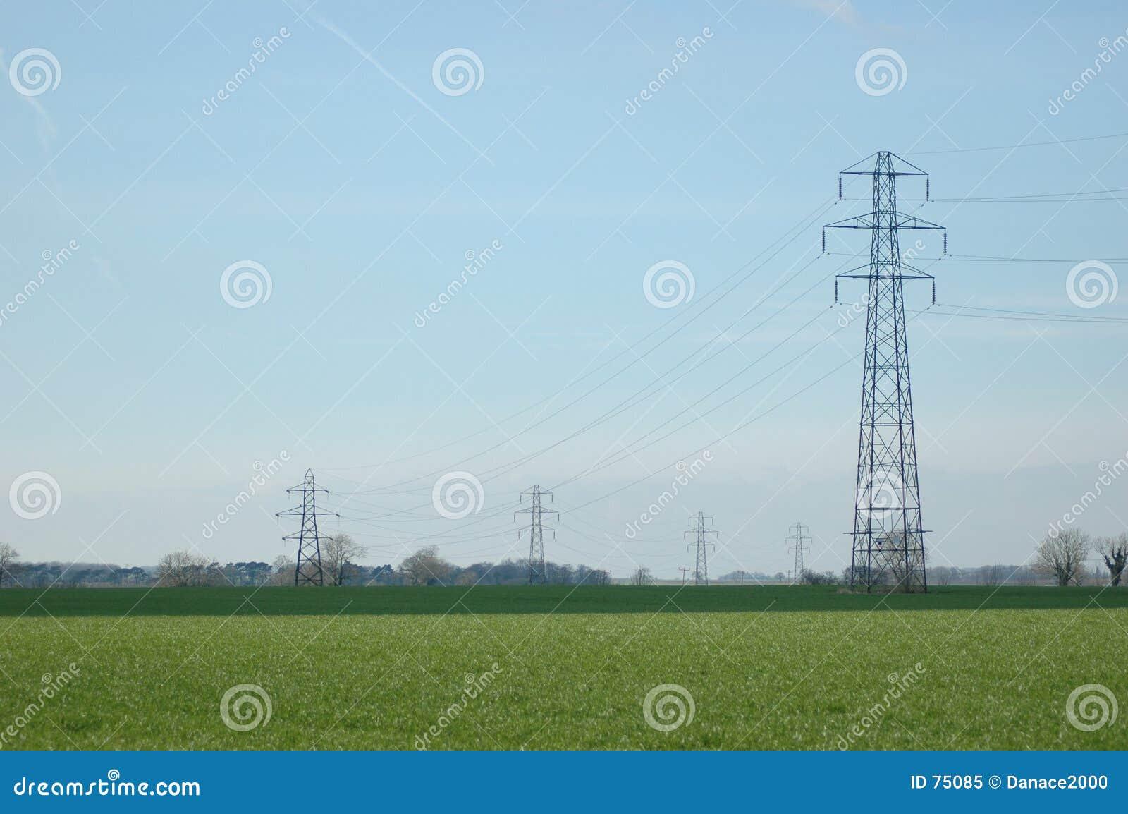 Pilones rurales