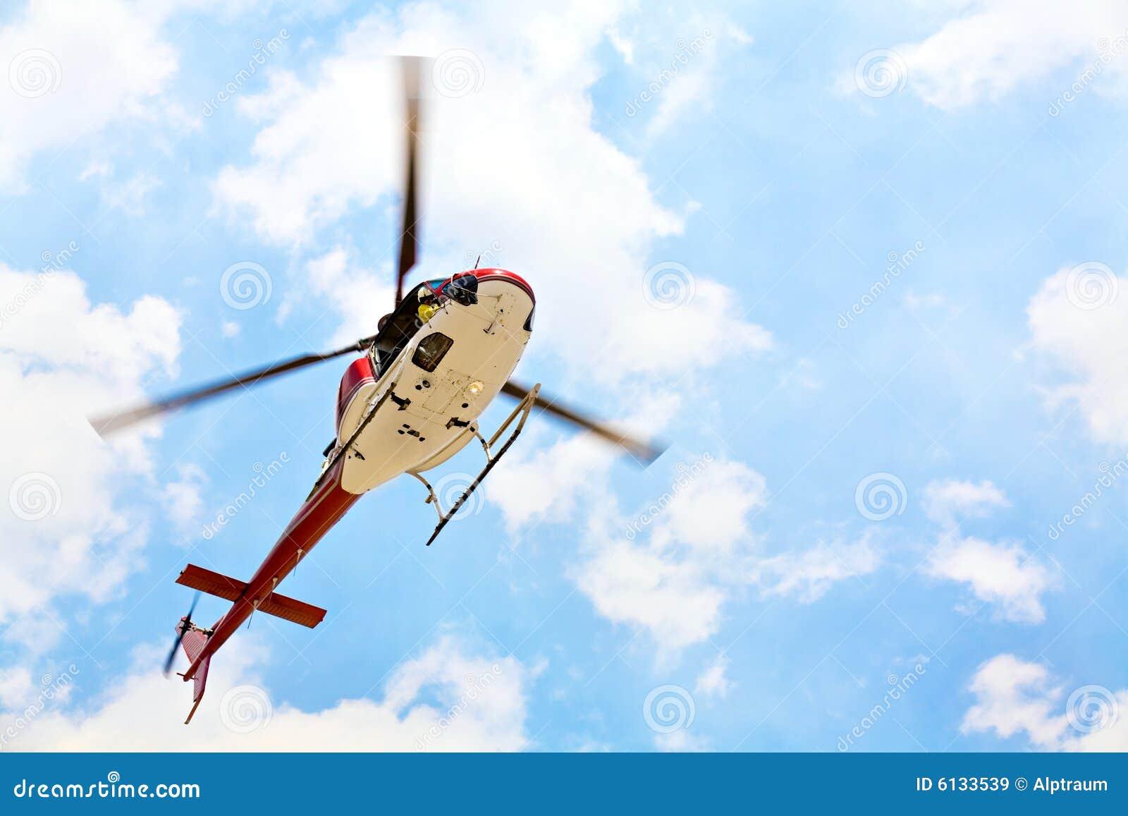 Pilot śmigłowca