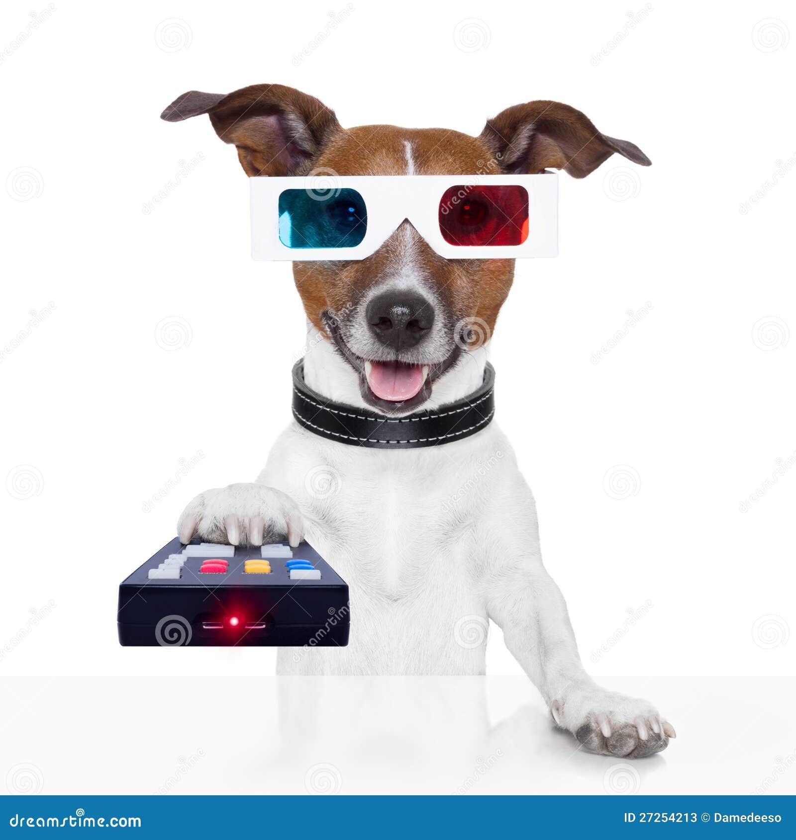 Pilot do TV 3d szkieł tv filmu pies