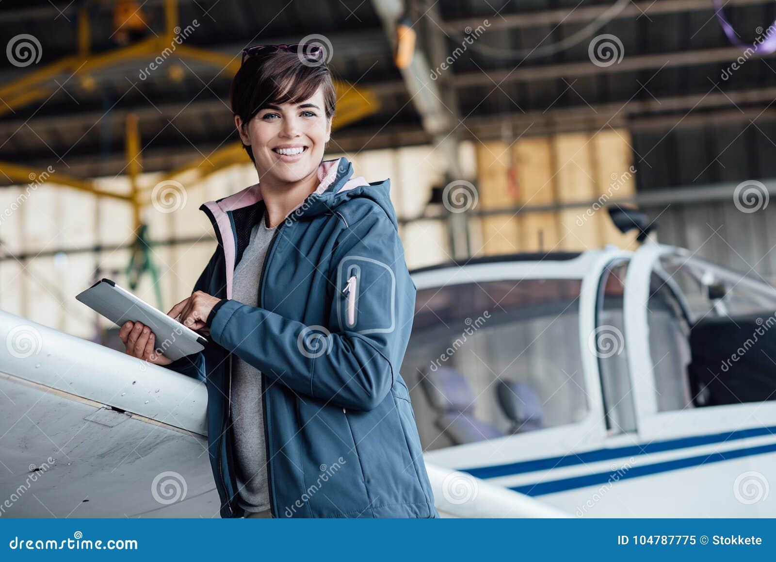 Pilot- genom att använda en digital minnestavla