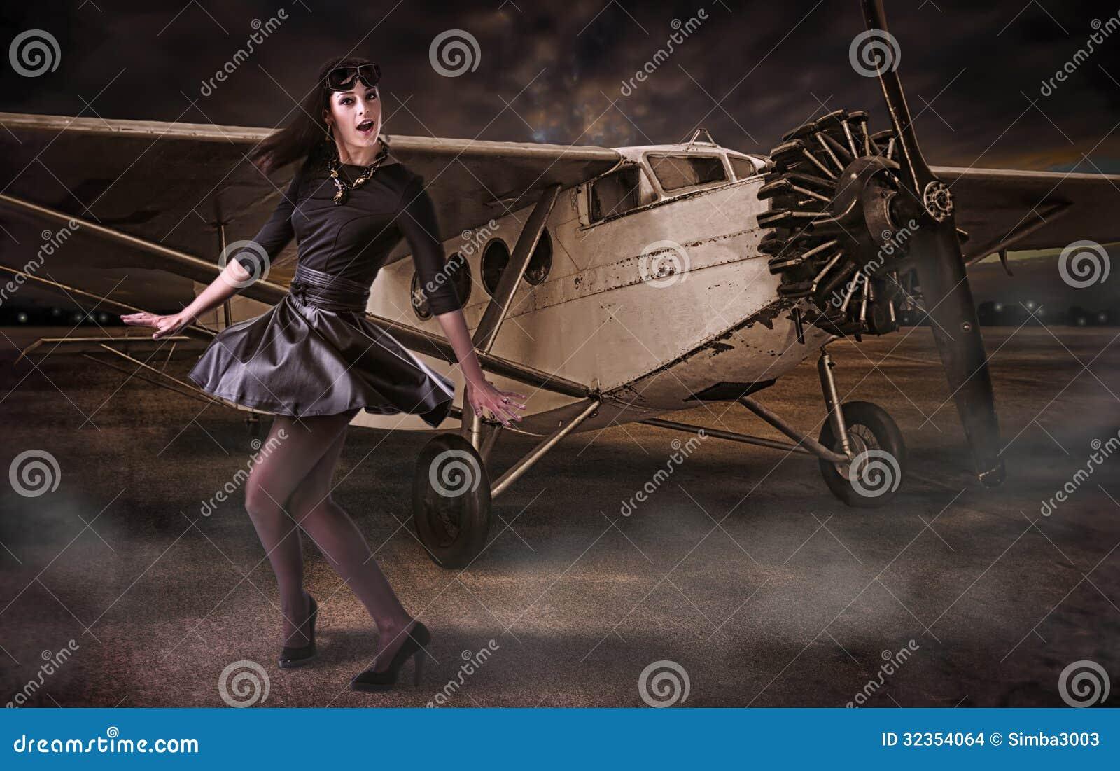 Pilota della ragazza