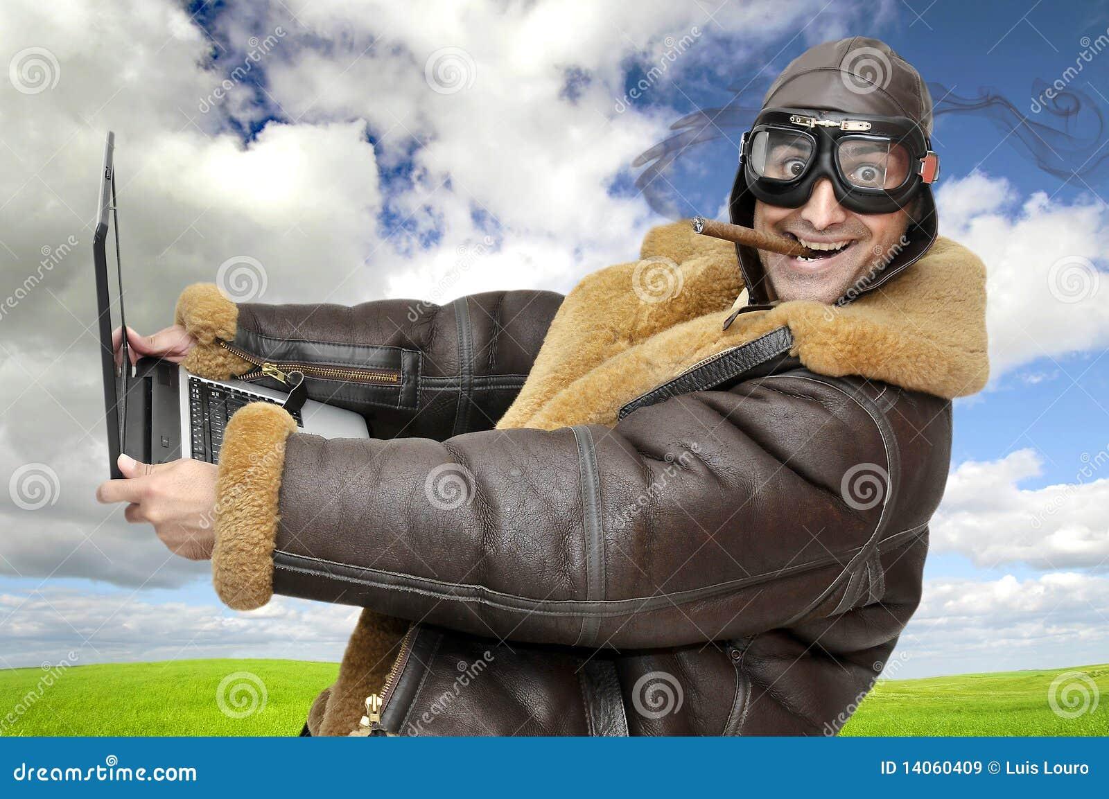 pilote d 39 avion de chasse image stock image du vitesse 14060409. Black Bedroom Furniture Sets. Home Design Ideas