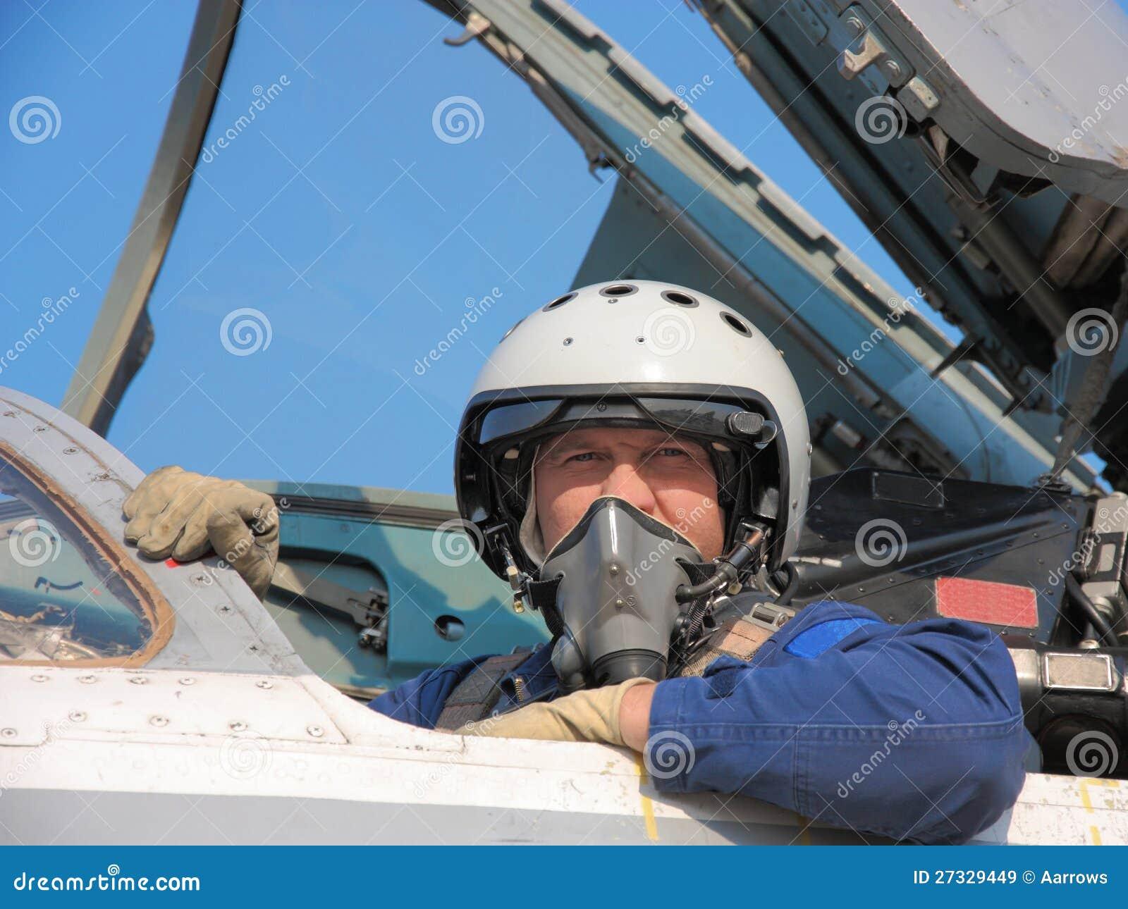 Pilote militaire
