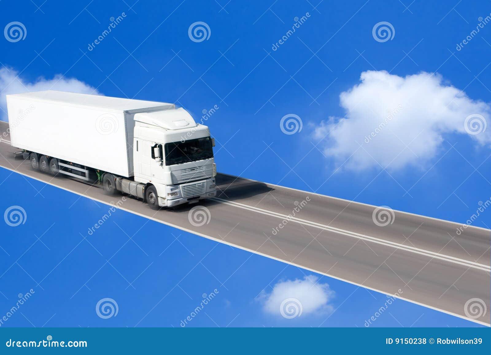 Piloter de camion