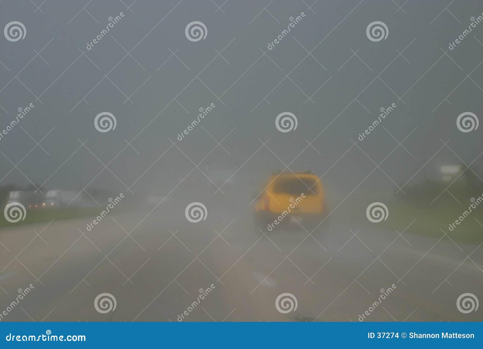 Piloter de mauvais temps