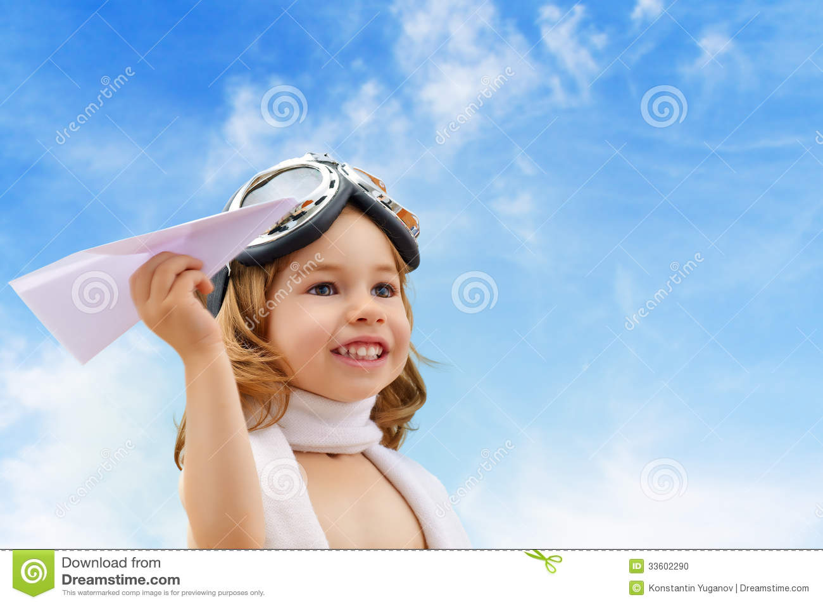 Piloto del aeroplano