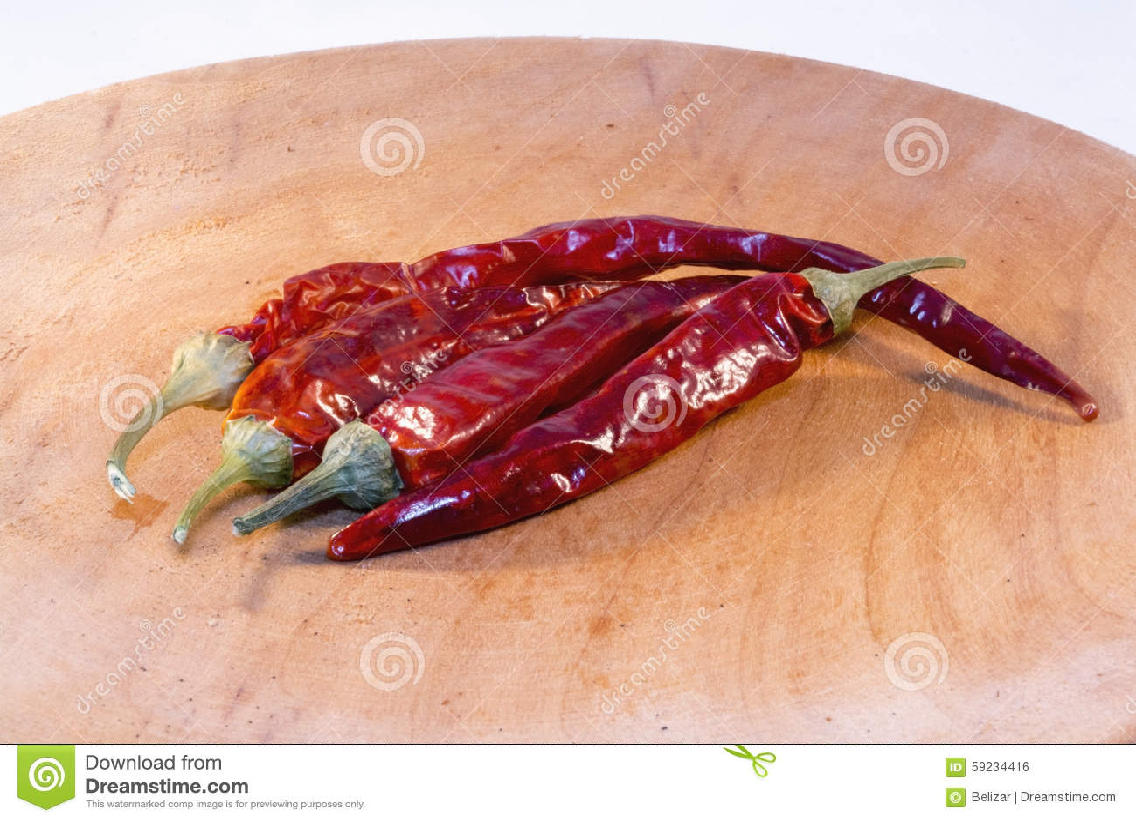 Download Pimienta roja secada foto de archivo. Imagen de seco - 59234416