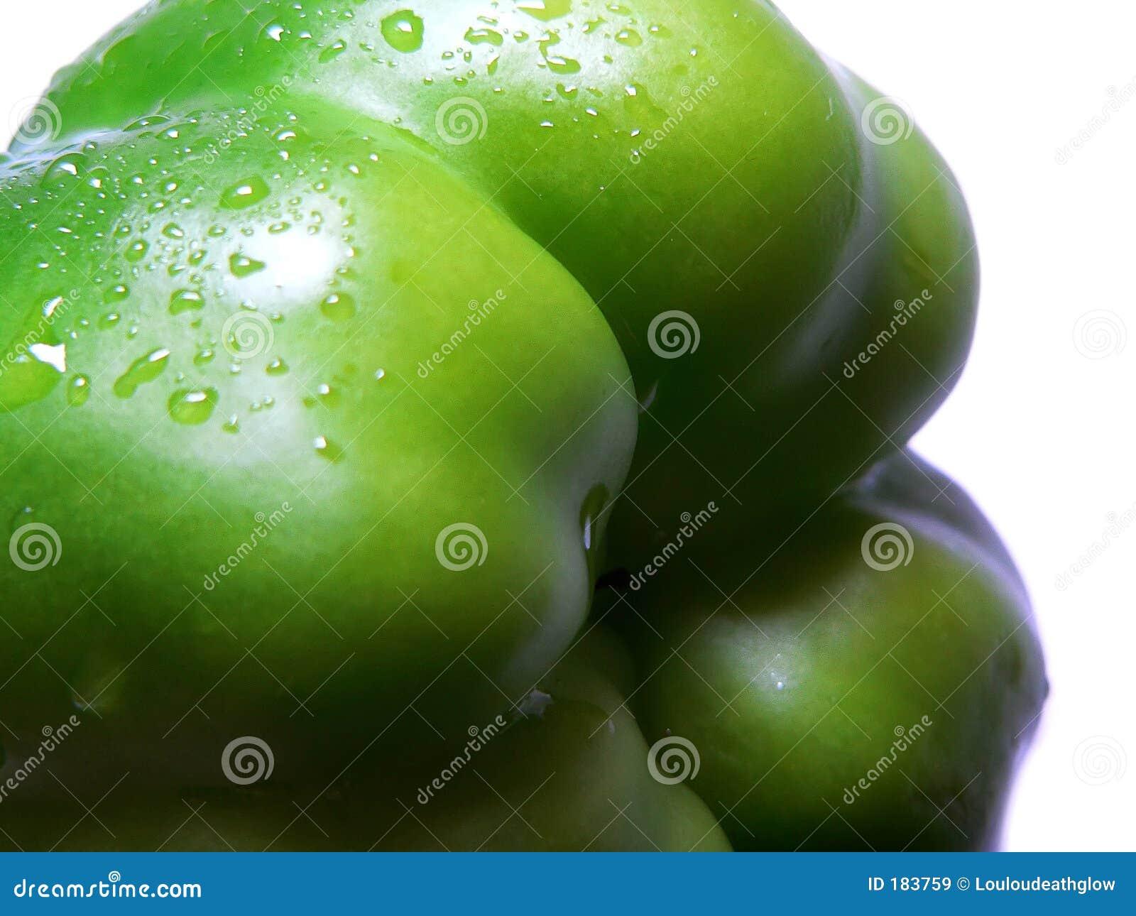 Pimienta verde #6