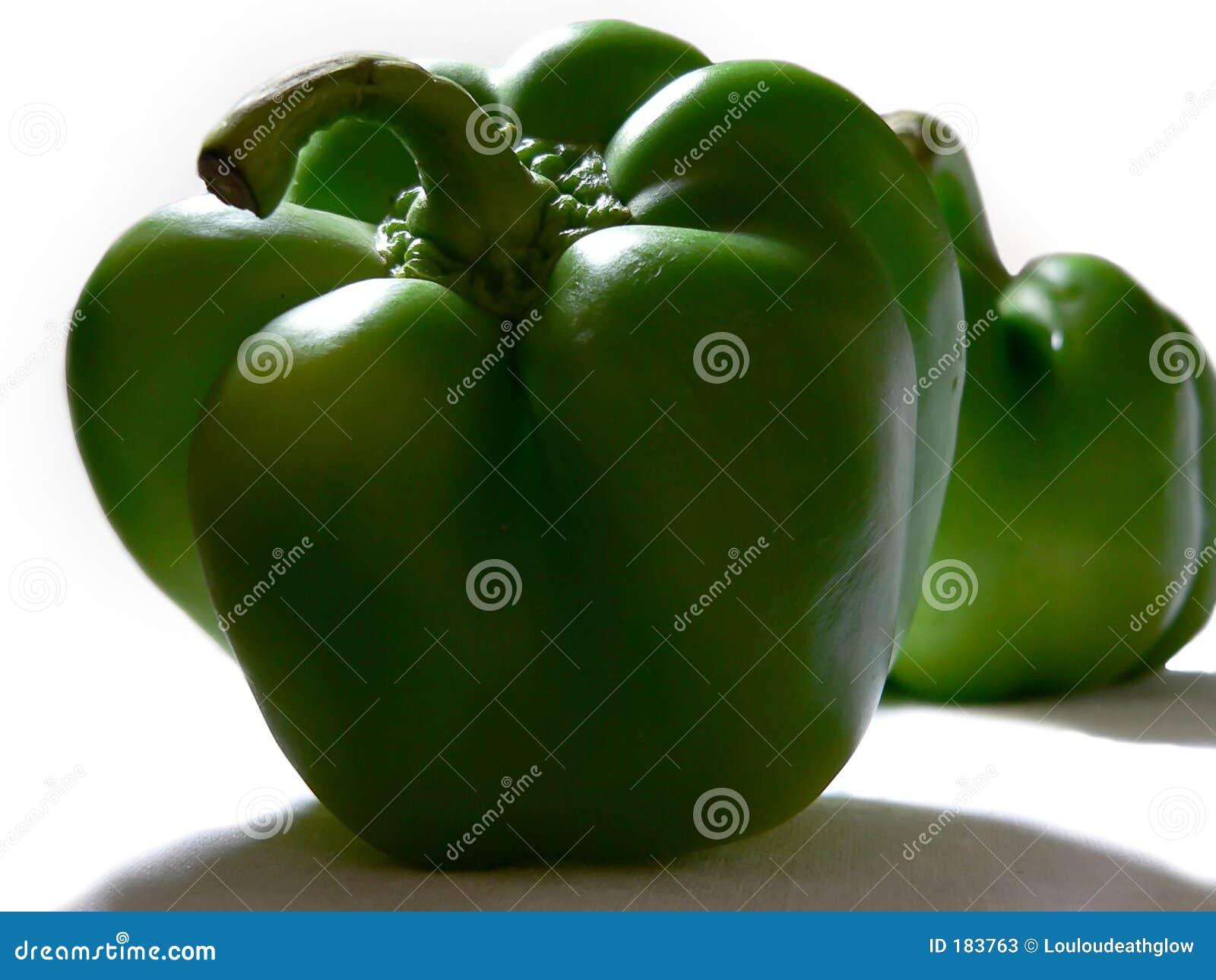 Pimienta verde #7